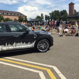 ALL4MINI Event at Horb - Breyton excites on MINI