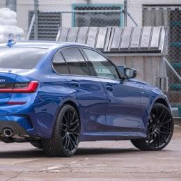 The new BMW 3 series G20 is ready for Breyton