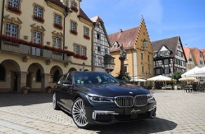 Breyton Race LS 2 on BMW 7 series G11