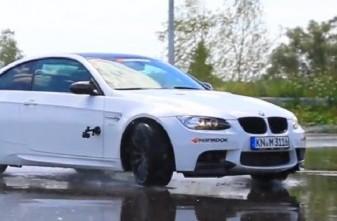 BMW M3 with Breyton Topas drift